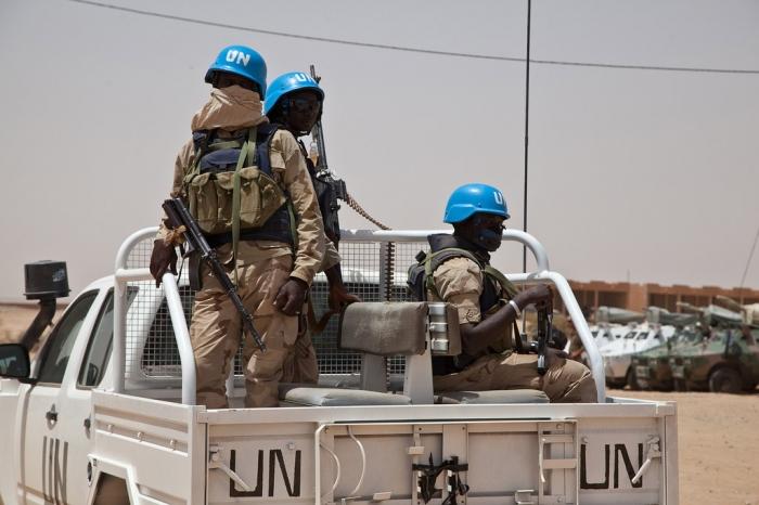 Mali : 4 casques bleus sénégalais blessés dans une embuscade jihadiste