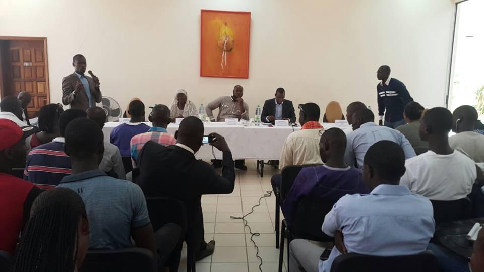 Conférence sur le leadership politique : Les jeunes rewmistes de Thiès s'arment pour accompagner Idrissa Seck au pouvoir