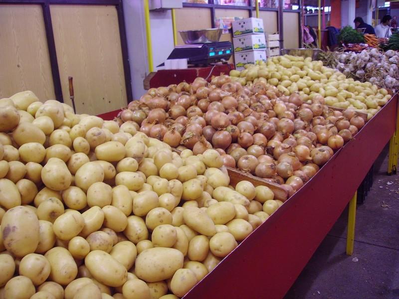 Tabaski 2015 : Le marché sera bien approvisionné en oignon et en pomme terre