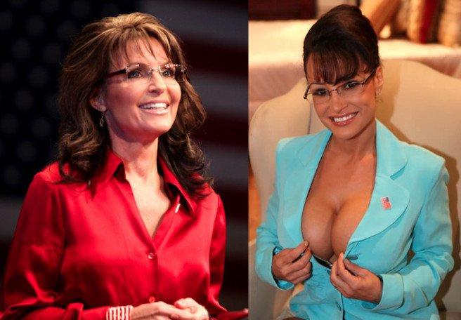 30 femmes célèbres…  Vous allez halluciner sur ces ressemblances…