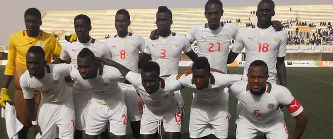 CHAN U23 : Le Sénégal dans la poule A avec la Tunisie, l'Afrique du Sud et la Zambie