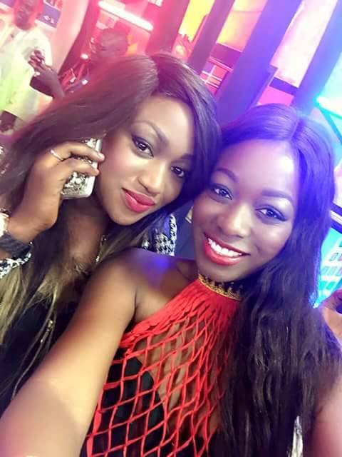 Bijou et Kya de la TFM en toute complicité
