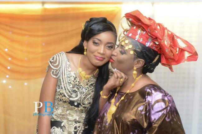 Voici les images exclusives du mariage de Djily Niane et Yamundow Ceesay célébré, hier, à Atlanta