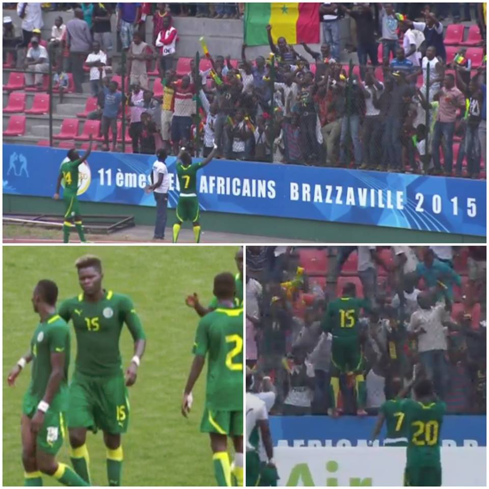 Jeux africains: Le Sénégal des U23 qualifié en finale du tournoi de football