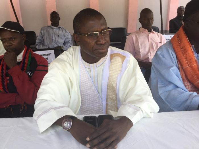 Pèlerins bloqués à Dakar : Le SG de l'ANACIM Mamina Camara offre des vivres