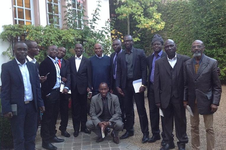 Abdoulaye Wade et le FPDR : un candidat en prison, des guignols pour assurer le spectacle et un vieux prêt à tout pour son fils
