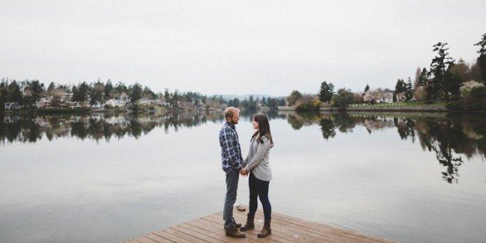 La différence entre être amoureux, et être simplement attachés l'un à l'autre