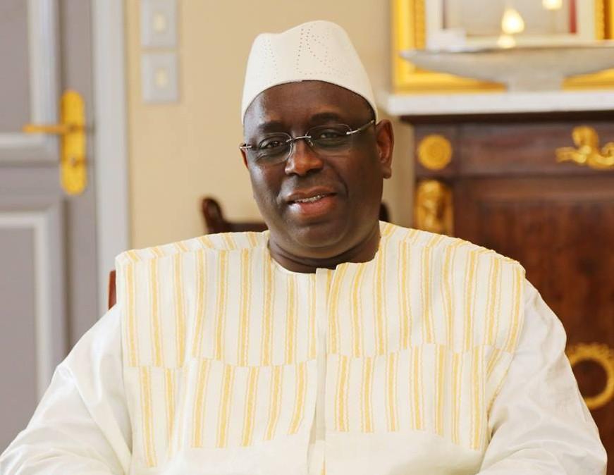 """Macky Sall félicite les Lions U23: """"Le Sénégal est fier de vous"""""""