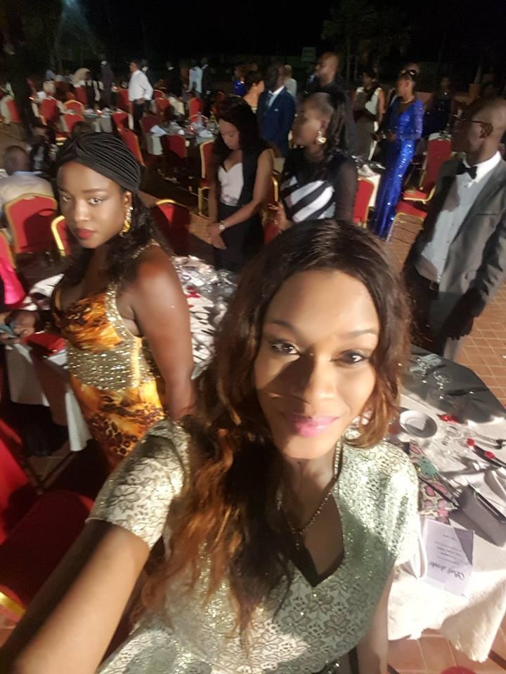 6 photos , Reception du mariage de Bijou Ndiaye de la TFM, hier, à l\u0027Hôtel  des Almadies