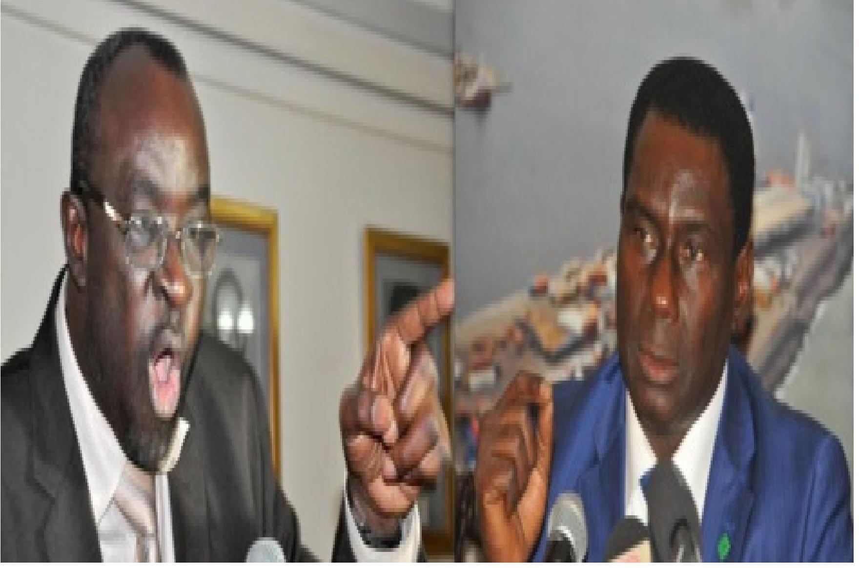 """Moustapha Cissé Lô : """"Cheikh Kanté a ramassé mes sandales pour parvenir à ses fins..."""""""
