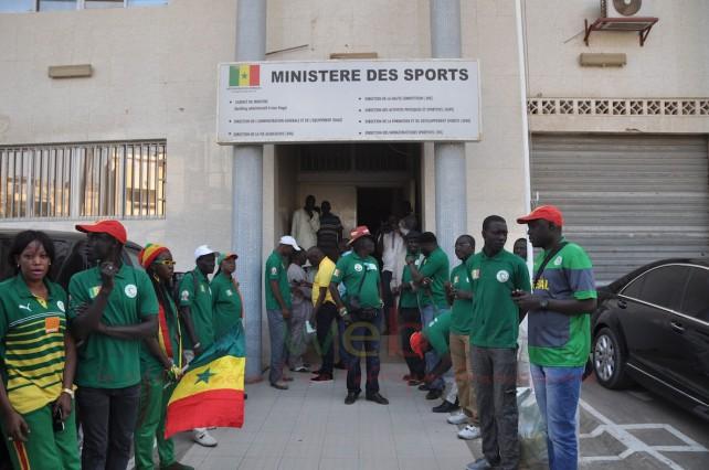 Insolite au ministère des Sports : Le bus des Lionnes tombe en panne