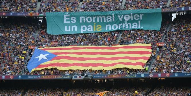 Indépendance de la Catologne : Le Barça radié de la Liga en cas d'indépendance de la Catalogne ?