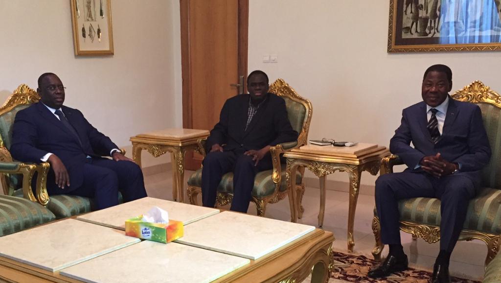 Urgent-Burkina Faso: Le président de la transition Michel Kafando se dit réservé sur le projet d'accord des médiateurs de la Cédéao