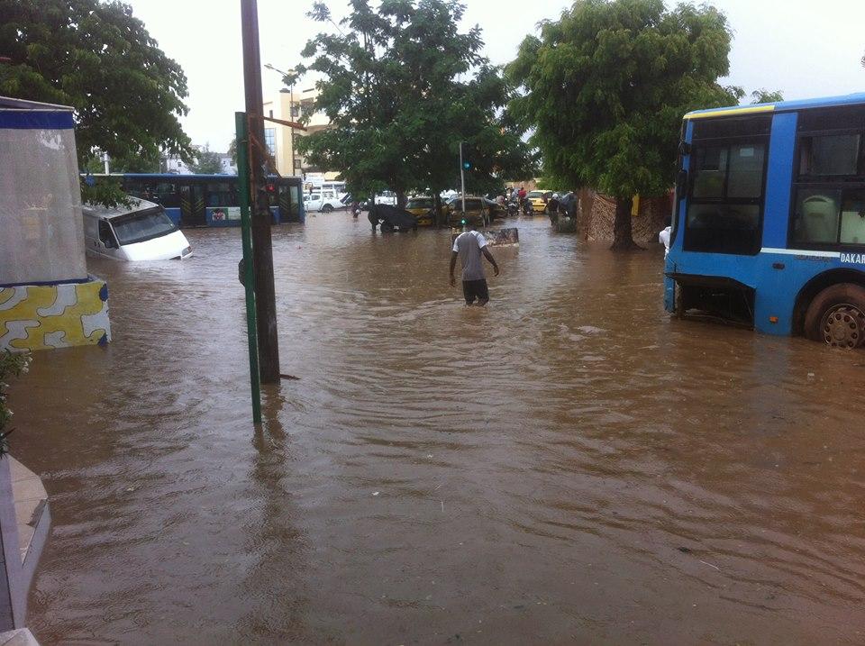 Fortes pluies sur la capitale: Les Dakarois ont souffert hier