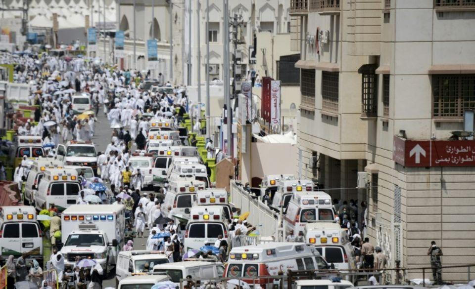 Nouveau bilan macabre  à La Mecque: La bousculade a fait 717 morts et 805 blessés