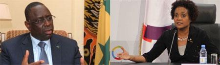 Macky Sall et Michaëlle Jean animent une rencontre de haut niveau, lundi à New York