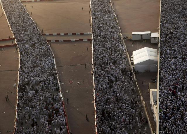 Mecque : Les pèlerins africains accusés d'être à l'origine de la bousculade meurtrière