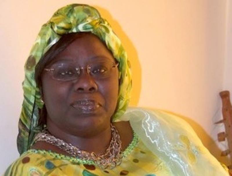 """Sokhna Dieng Mbacké: """"Le Pvd n'est pas un Parti souteneur"""""""