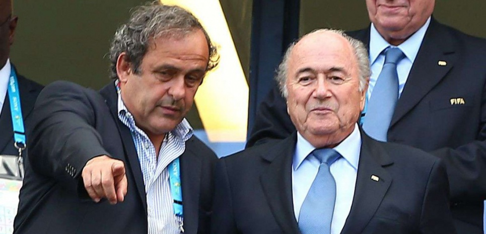 Corruption à la Fifa: La presse française n'est pas Blatter, mais... Platini!
