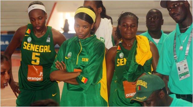 Afrobasket féminin 2015: les Lionnes coulent devant le Nigeria 75-64
