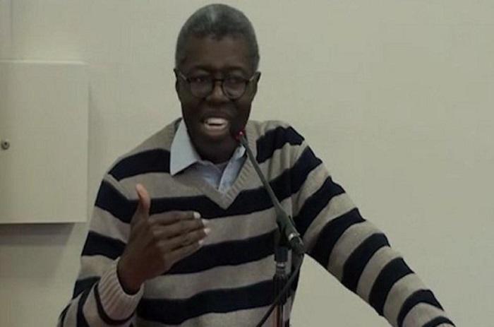 Souleymane Bachir Diagne : «Il faut se révolter contre ce genre de tragédie qui…».