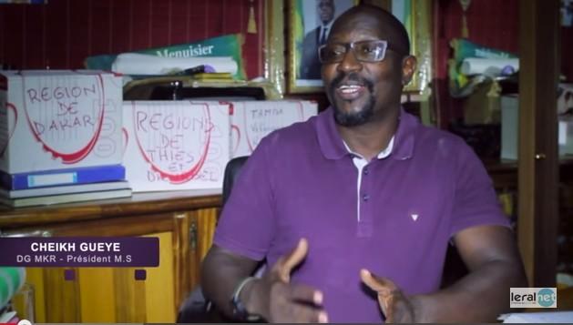 Cheikh Guèye, Président « Menuiseries Sénégal » : « Macky Sall ne croit pas au consommer local, son bureau et même la porte de sa maison à Mermoz sont chinois »