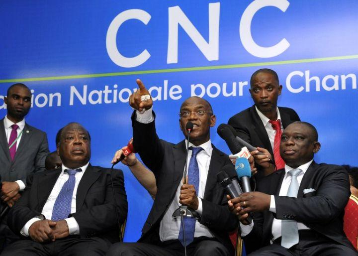Côte d'Ivoire: Ouattara réprime le meeting de la CNC