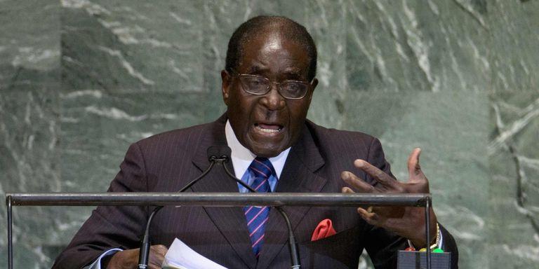 "Robert Mugabe à l'Onu : ""Nous ne sommes pas gays !"""