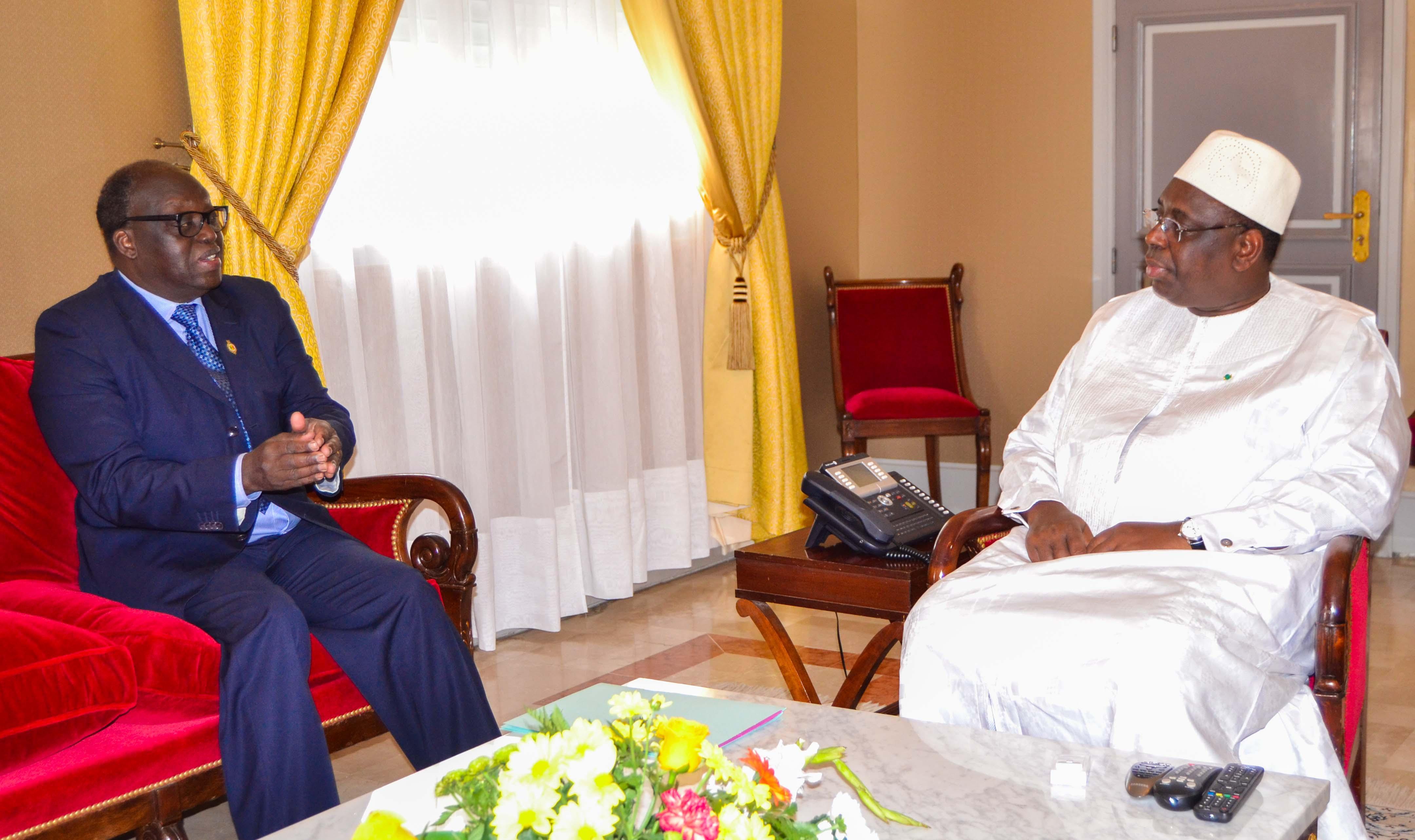 Sall et Niasse ont discuté des dossiers de l'Etat