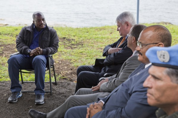 Troisième mandat en RDC : Le président Joseph Kabila provoque son peuple !
