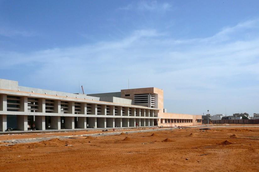 Hôpital Dalal Jamm de Guédiawaye: Le nouveau DG installé de force !