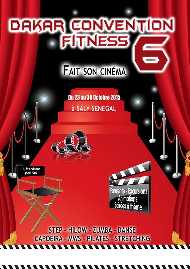 Cinéma : 6ème Dakar Convention Fitness au Lamantin ! À partir du 23 octobre au Lamantin Beach Hotel & Spa