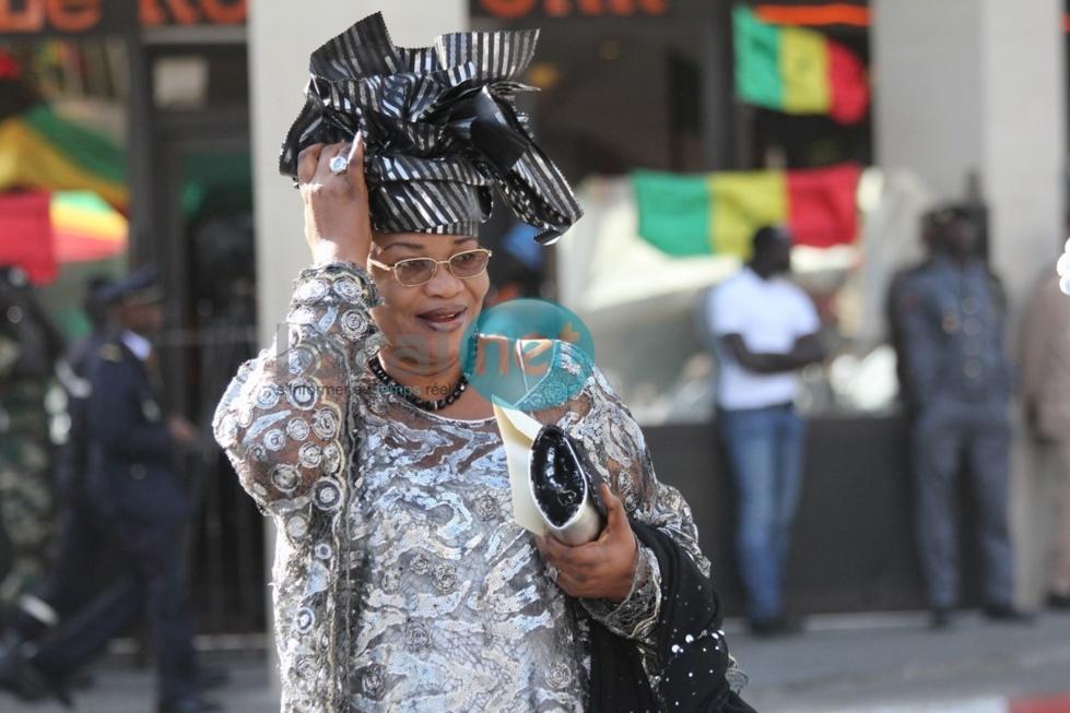 Comité directeur du Pds: Aïda Mbodj de retour, Diagne Fada toujours pas