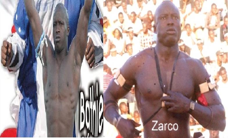 Leur combat ficelé pour le 3 janvier 2016 : Défaite interdite à Bathie Séraset Zarko