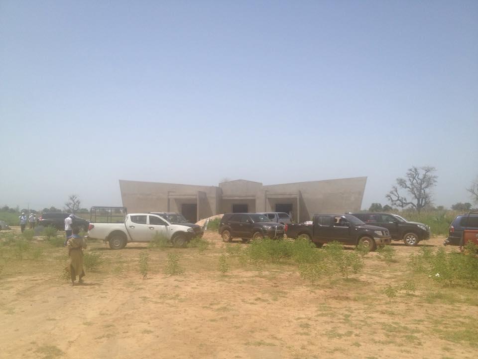 Retard dans la livraison de la Bu de l'université de Bambey : Mary Teuw Niane déjoue la stratégie de l'entrepreneur qui voulait le leurrer