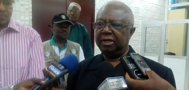 Faut-il annuler le scrutin en Guinée ? L'avis d'Amos, chef de la mission d'observation de la CEDEAO