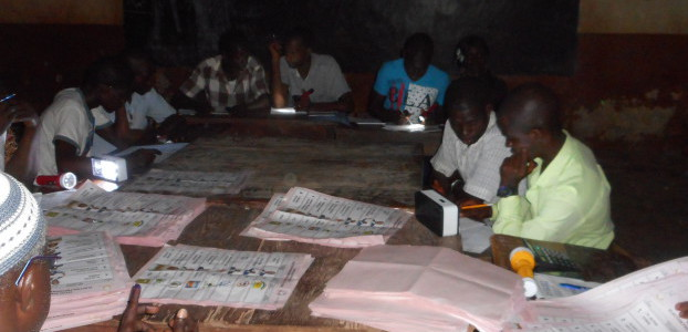 Guinée : Des bulletins annulés mais validés par la commission de centralisation de Boké