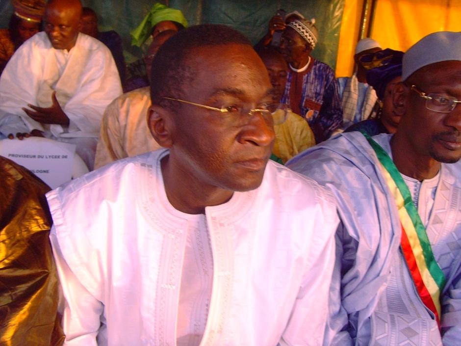 """Lancement du mouvement """"And Liguey Podor"""" : Mamadou Racine Sy veut semer les graines de l'émergence  de son terroir"""