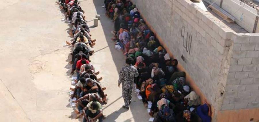 La Libye ou l'enfer des migrants