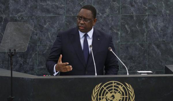 La réaction du Président Macky Sall suite à l'élection du Sénégal comme membre non permanent du Conseil de sécurité