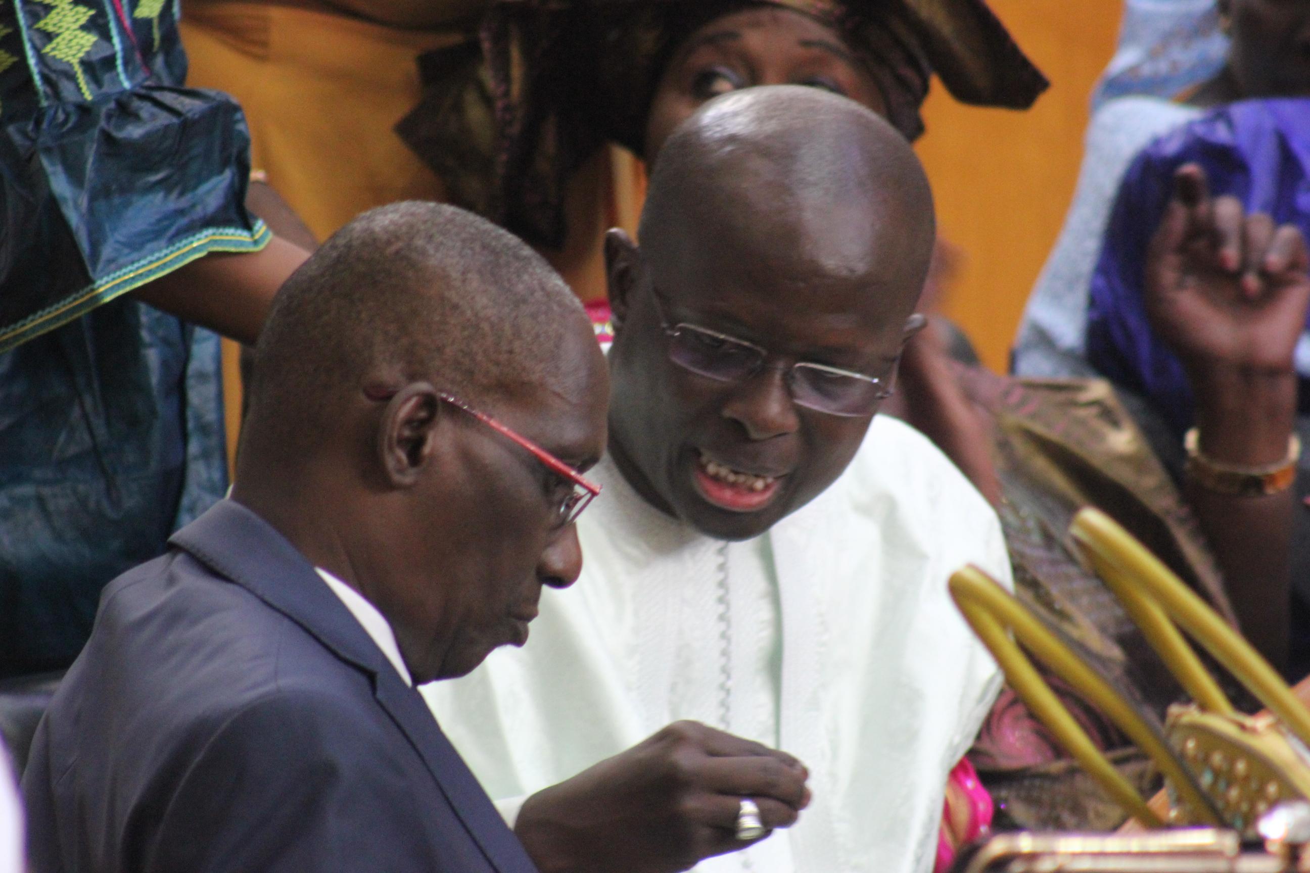 (Exclusif !) Exclu du Pds, Modou Diagne Fada compte poursuivre la bataille à l'interne