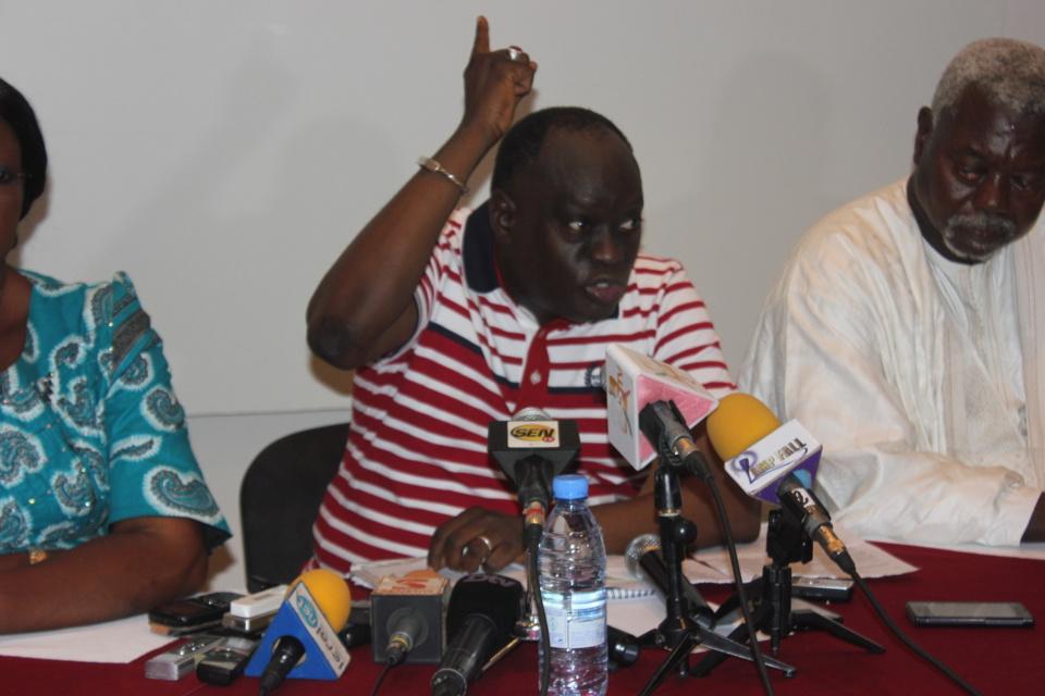 Inculpation de Karim Wade : «Macky Sall était prêt pour la médiation pénale», selon Me El Hadj Diouf