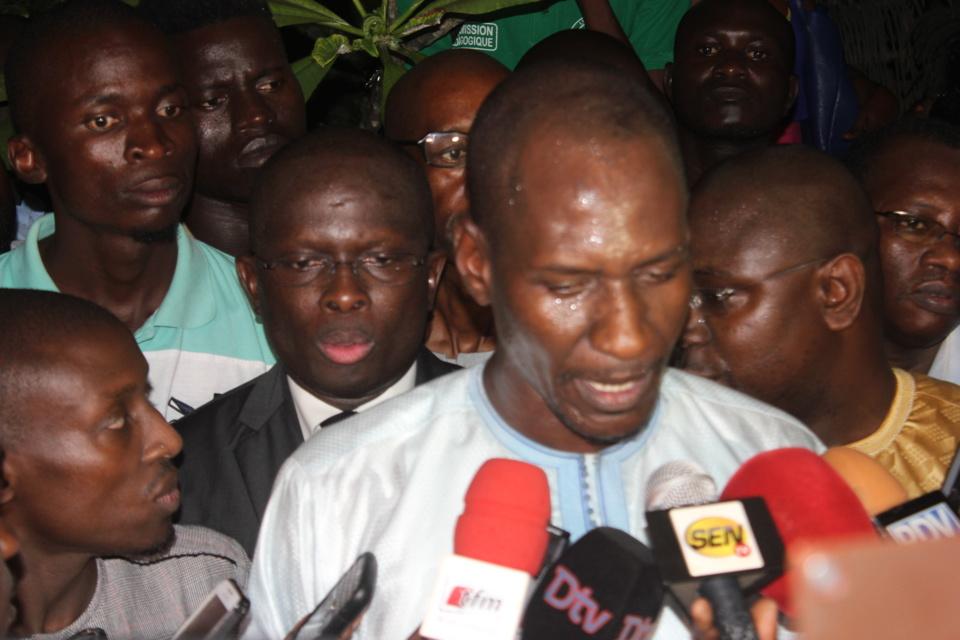 Exclusion de Modou Diagne Fada du Pds : les réformistes promettent une réponse politico-judiciaire