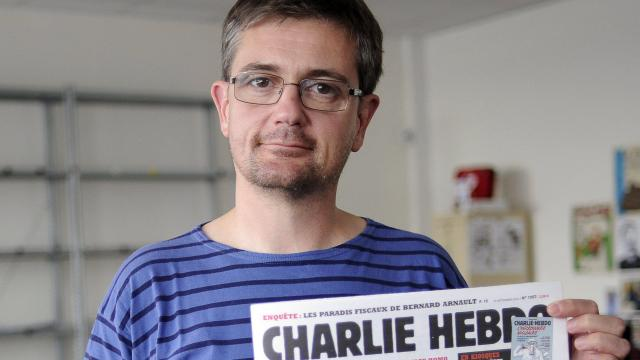 """Charlie Hebdo"": les confidences troublantes de l'ex de Charb"