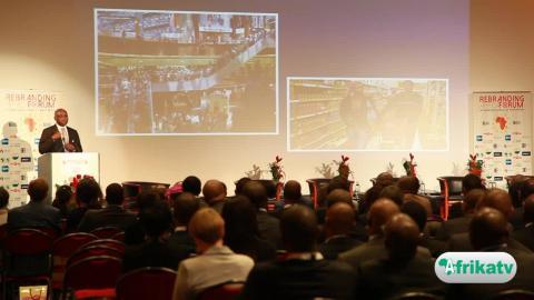 Investissements, le PSE brille au Rebranding Africa Forum à Bruxelles