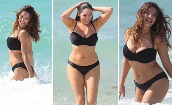 Voici, selon la science, la femme avec le corps le plus parfait du monde !