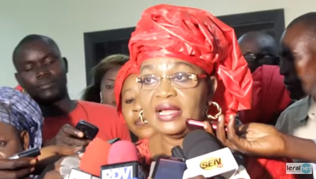 Communiqué: L'Ajs se démarque des propos d'Aïda Mbodj