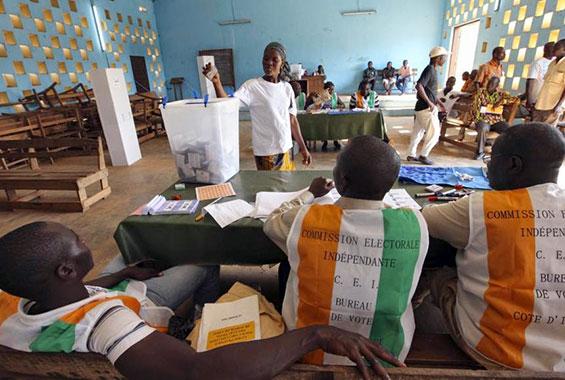 Côte d'Ivoire : Le report du scrutin du 25 octobre demandé