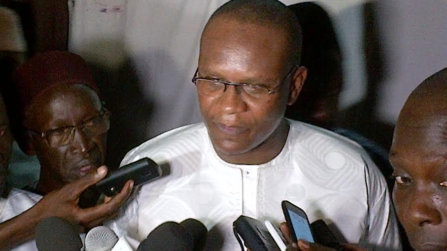 """Lat Diop attaque le leader du Gp: """"Gakou, son poids politique, c'est le néant"""""""