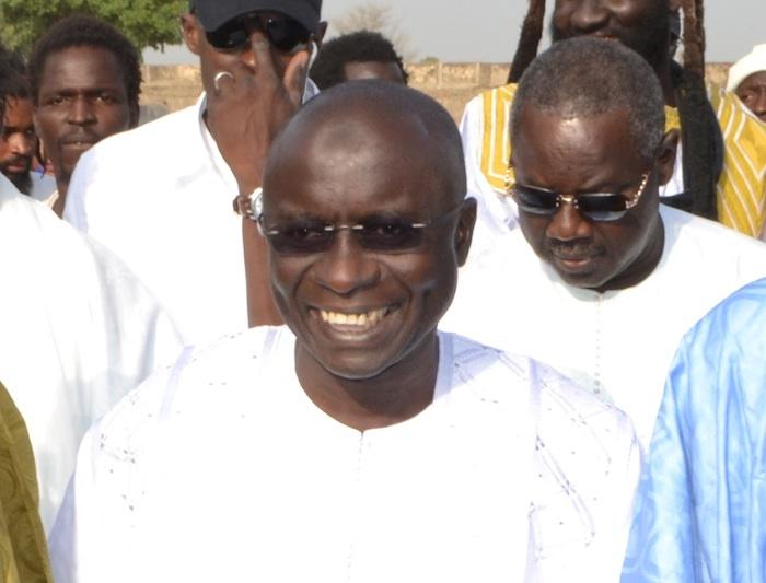 Idrissa Seck de retour au pays